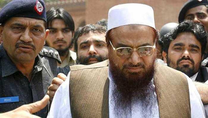 हाफिज सईद को बड़ा झटका, 'जमात उद दावा' के टॉप 4 नेताओं के खिलाफ कार्रवाई
