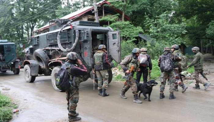 शोपियां एनकाउंटर में सेना ने मार गिराए पांच आतंकवादी