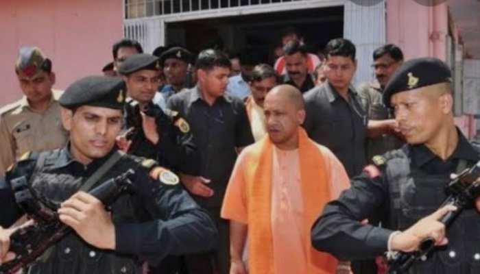 UP के CM योगी आदित्यनाथ की सुरक्षा होगी और मजबूत, इस वजह से हो रहे कड़े इंतजाम