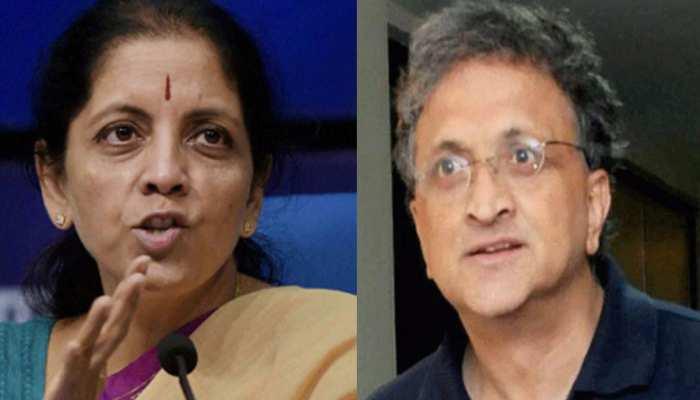 इतिहासकार रामचंद्र गुहा के ट्वीट पर भड़कीं निर्मला सीतारमण, दिया ये जवाब