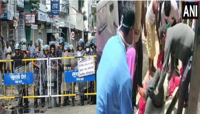 सीमा पर नेपाल पुलिस की कायराना गोलीबारी, एक शख्स की मौत तीन घायल