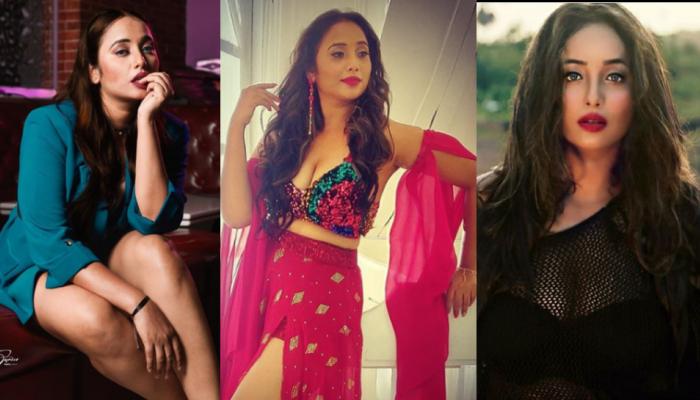 Bhojpuri actress Rani Chatterjee looking hot in western dress