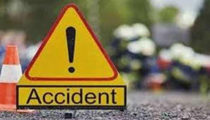 सीतापुर में तेज रफ्तार ट्रक ने 3 लोगों को रौंदा, मौके पर ही हुई मौत