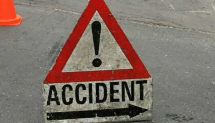 सीतापुर: तेज़ रफ्तार ट्रक ने तीन लोगों को रौंदा, मौके पर ही तीनों की मौत