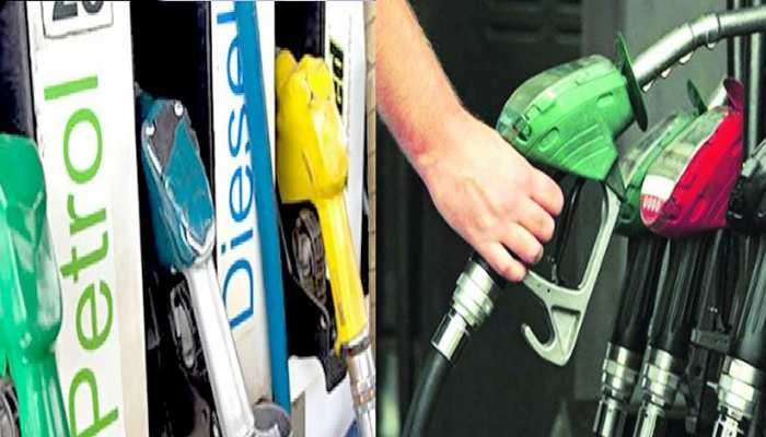 पेट्रोल और डीजल के दामों में बढ़ोत्तरी, 8 दिन से रोज बढ़ रहे दाम