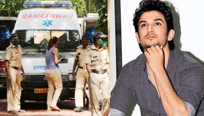 मुंबई में आज अदा होंगी आखिरी रसूमात, फॉरेंसिक टेस्ट के लिए भेजे गए सुशांत के आर्गन