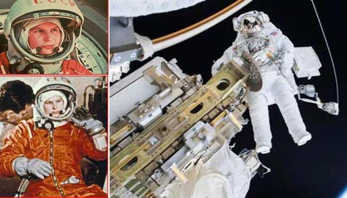 16 जून: आज ही के दिन दुनिया की पहली महिला अंतरिक्ष यात्री ने भरी थी उड़ान