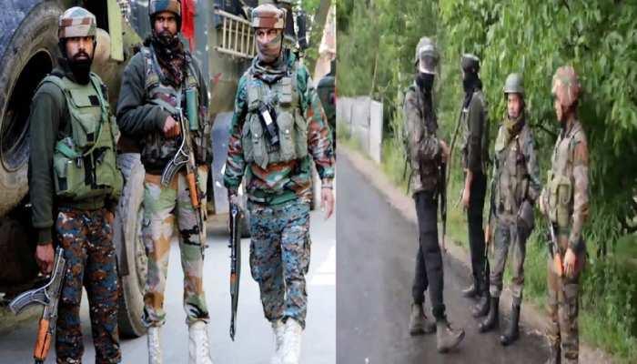 जम्मू कश्मीर: शोपियां में सुरक्षाबलों और आतंकियों में मुठभेड़, तीन खूंखार ढेर