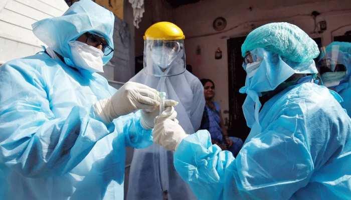 Coronavirus: गुज़िश्ता 24 घंटो में सामने आए 10,677 नए मरीज़, 380 की हुई मौत