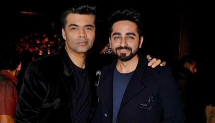 जब Ayushmann Khurrana से Karan Johar ने कहा कि हम सिर्फ स्टार्स के साथ ही काम करते हैं