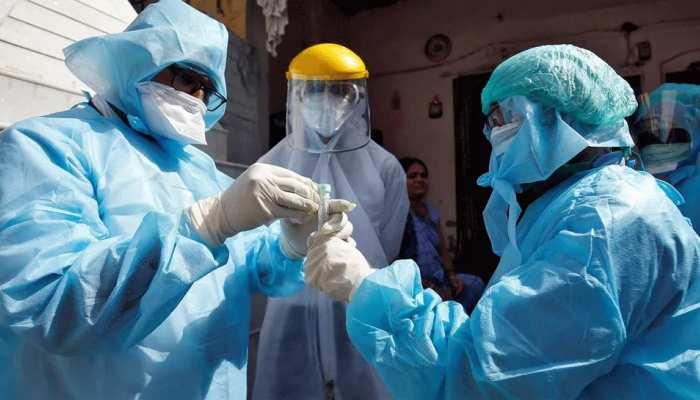 Coronavirus: गुज़िश्ता 24 घंटो में सामने आए 12881 नए मरीज़, 334 लोगों की हुई मौत