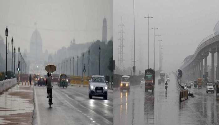 दिल्ली में होगी झमाझम बारिश, इन राज्यों में बारिश की वजह से गर्मी से मिली राहत
