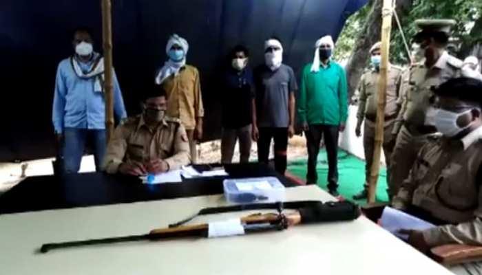 24 घंटे में पुलिस ने सुलझाया प्रधानपति हत्याकांड, 3 सगे भाइयों को किया गिरफ्तार