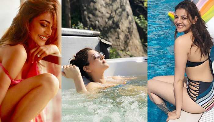 These unseen photos of Kajal Aggarwal went viral on birthday