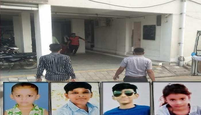अहमदाबाद में एक ही परिवार के 6 लोगों की संदिग्ध मौत से हड़कंप
