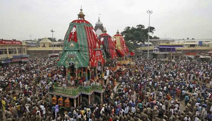 भगवान जगन्नाथ रथ यात्रा से रोक हटाने के लिए SC में दर्जन भर याचिकाएं दाखिल