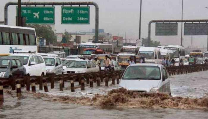 राजधानी दिल्ली में मानसून की आहट, इन राज्यों में हुई झमाझम बारिश