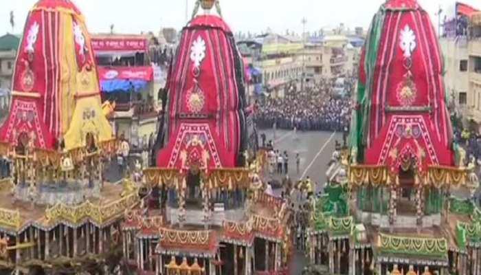 SC ने दी भगवान जगन्नाथ रथ यात्रा को हरी झंडी, शर्तों के साथ इजाजत