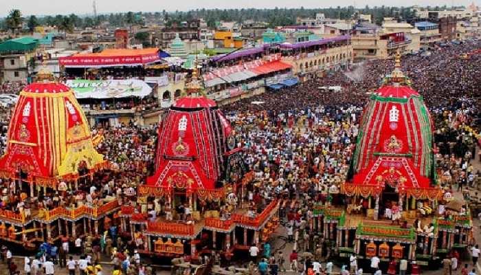 जगन्नाथ रथयात्रा: सुप्रीम कोर्ट ने पलटा फैसला, सीमित संख्या में हो यात्रा का आयोजन