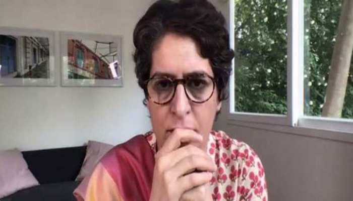 48 घंटे में 28 कोरोना मरीजों की मौत झूठ, आगरा प्रशासन का प्रियंका गांधी को जवाब