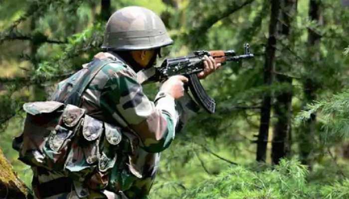 कश्मीर: कुपवाड़ा के जंगलों में तलाशी अभियान शुरू, आतंकियों ने की फायरिंग