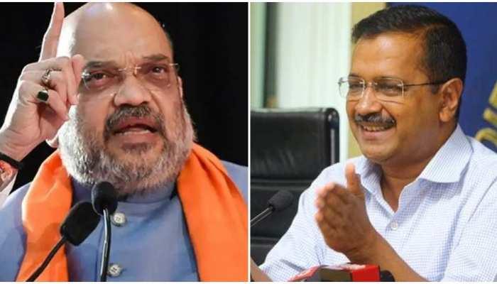 कोरोना: अमित शाह ने की दिल्ली की मदद, CM केजरीवाल ने कहा- शुक्रिया