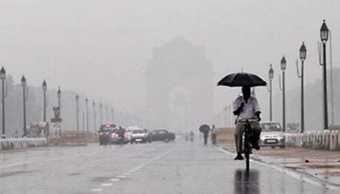 मौसम:  उत्तर भारत में कई जगह गिरा तापमान, दिल्ली में आज हो सकती है बारिश
