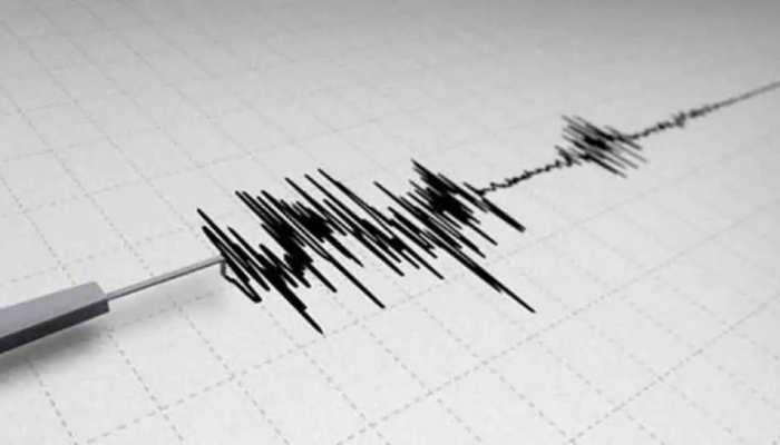मिजोरम में फिर आया भूकंप, 4 दिन में चौथी बार हिली धरती; 4.1 रही तीव्रता