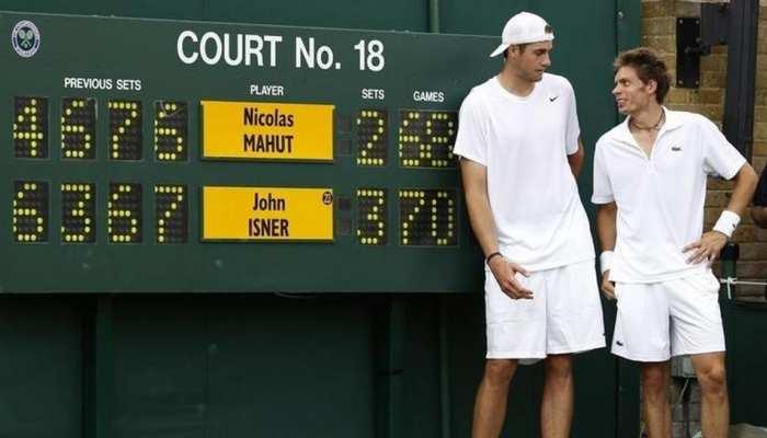 11 घंटे और 5 मिनट...ये है टेनिस इतिहास का सबसे लंबा मुकाबला