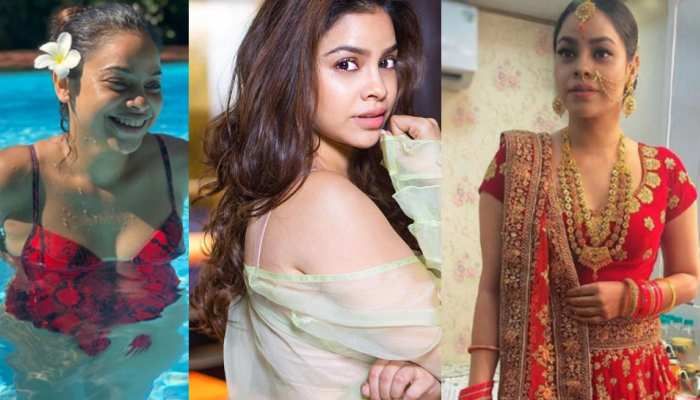 on Birthday of Sumona Chakravarti watch her hot and traditional looks