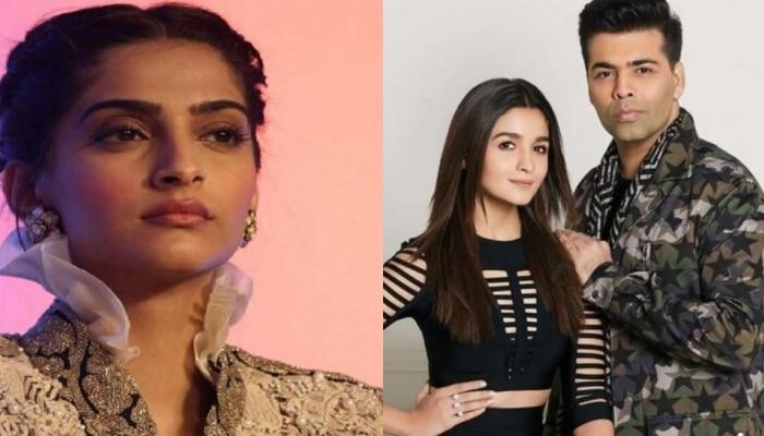 Karan Johar ही नहीं Alia और Sonam Kapoor ने भी Nepotism की लहर में खो दिए अपने हजारों followers