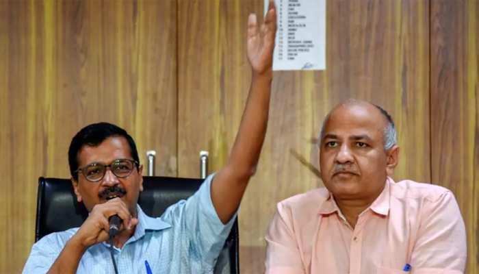 दिल्ली और केंद्र सरकार के बीच बढ़ा टकराव! मनीष सिसोदिया ने फिर बोला LG पर हमला