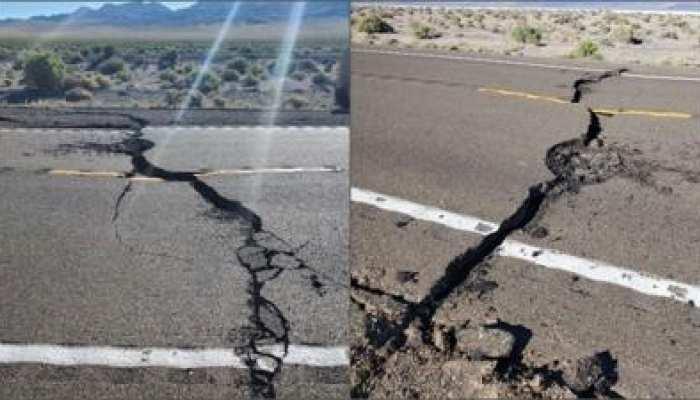 नगालैण्ड और मिजोरम में भूकंप के झटके