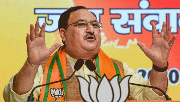 इमरजेंसी को लकर भाजपा सद्र जेपी नड्डा ने कांग्रेस पर साधा निशाना, जानिए क्या कहा