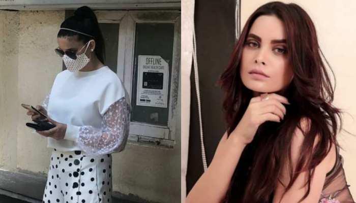 सोनू निगम के VIDEO के बाद तनाव में हैं Marina Kuwar, हॉस्पिटल के बाहर हुईं स्पॉट!