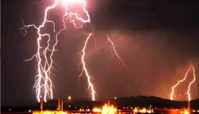 बिहार में आकाशीय बिजली का कहर, 24 घंटे में 22 लोगों की मौत
