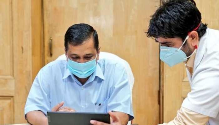 दिल्ली के इस अस्पताल में कोरोना रोगियों को मिली खास सौगात, जानिए कैसे
