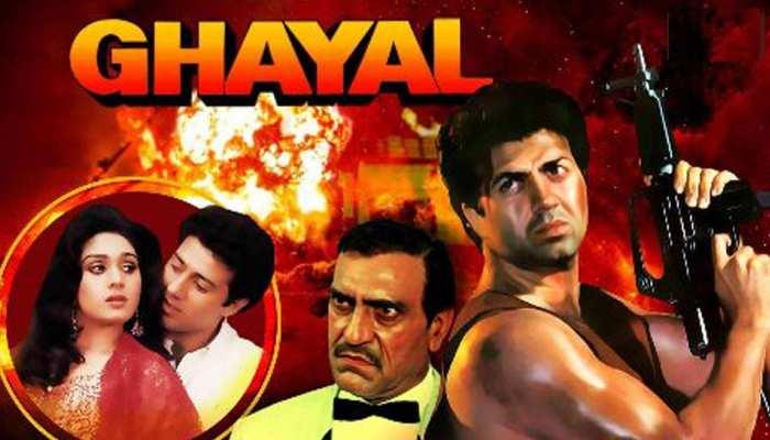 Sunny Deol ने ब्लॉकबस्टर फिल्म 'Ghayal' के बारे में किया बड़ा खुलासा, कही ये बात!