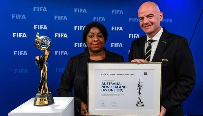 ऑस्ट्रेलिया-न्यूजीलैंड ने मारी बाजी, FIFA Women's World Cup 2023 की मेजबानी मिली