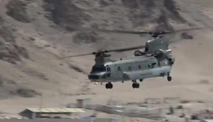 LIVE: लद्दाख में IAF के विमानों ने बढ़ाई गश्त, चीनी सैनिकों से झड़प के बाद तनाव बरकरार