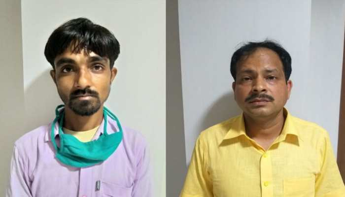 UP पशुधन घोटाला मामले में STF की कार्रवाई जारी, कारोबारी को ठगने वाले 2 गिरफ्तार