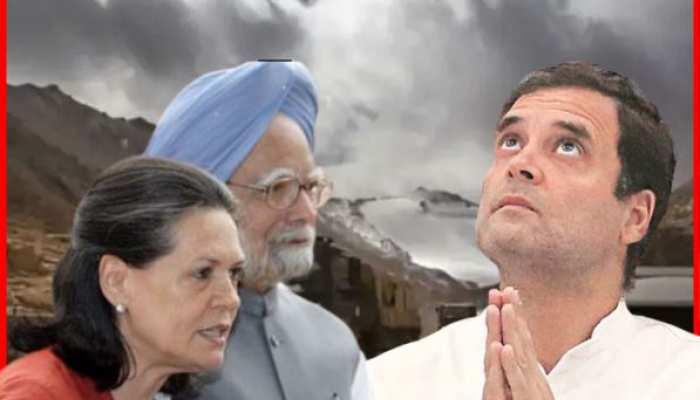 कांग्रेस पर लद्दाख से 'विश्वासघात' के 5 बड़े आरोपों पर 5 तीखे सवाल