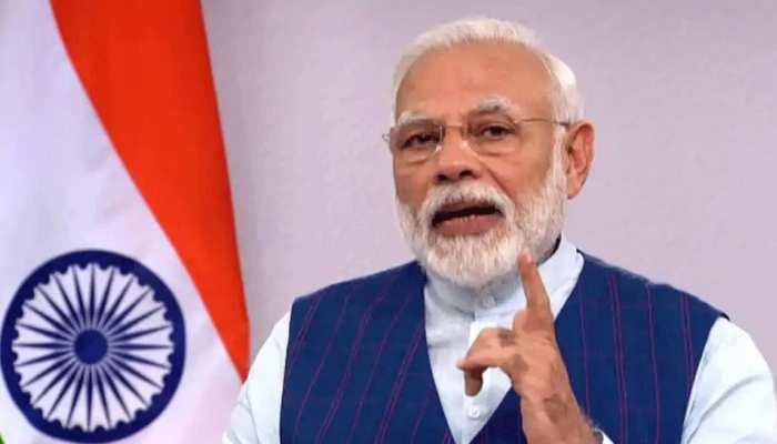 मन की बात: पीएम मोदी बोले, हिंदुस्तान आंख में आंख डालकर जवाब देना भी जानता है