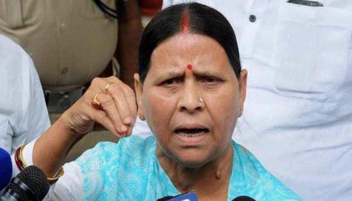 'कोई मरता है तो बोल दो, दूसरी बीमारी से मरा है, सिम्पल': राबड़ी देवी