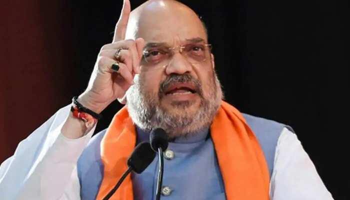 शाह की राहुल को चुनौती, कहा- चर्चा करनी है तो पार्लियामेंट में आएं, दो-दो हाथ हो जाएं