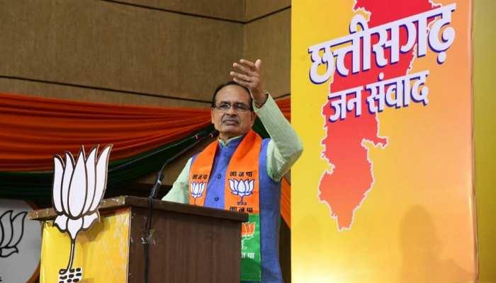 PM मोदी भगवान के अवतार, भारत-चीन विवाद के लिए कांग्रेस जिम्मेदार: शिवराज