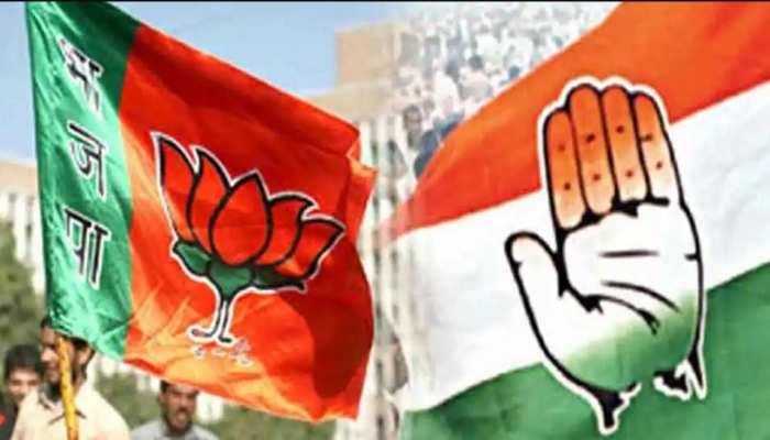 बीजेपी के बग्गा और कांग्रेस में चली तुकबंदी तकरार