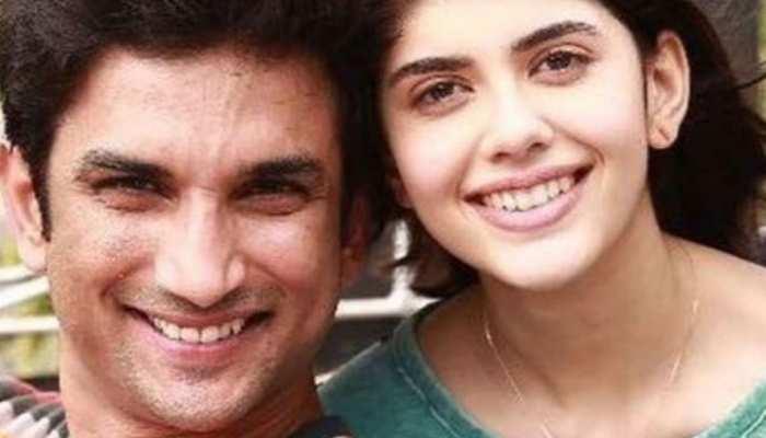 Sushant Singh Rajput की आखिरी फिल्म को-स्टार Sanjana Sanghi से आज हो सकती है पूछताछ!