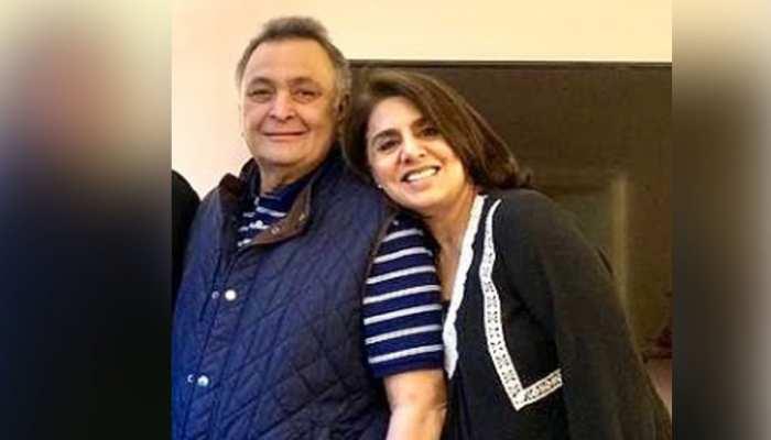 Bollywood News: Rishi Kapoor की तस्वीर शेयर कर Neetu Kapoor ने दी जीवन की सीख, कही ये बात