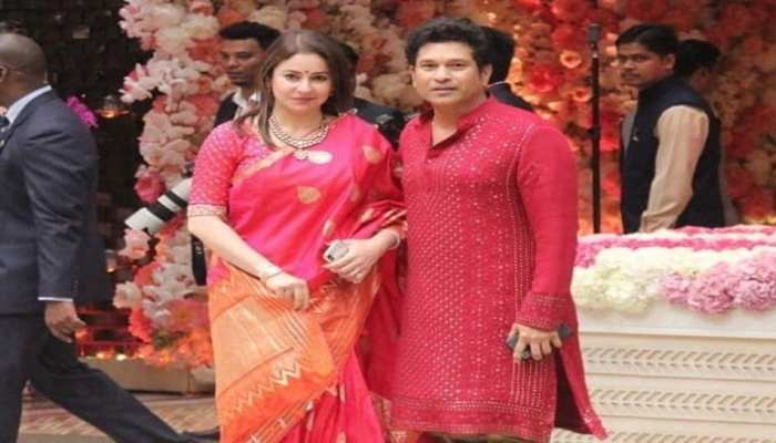 सचिन की पत्नी का है ब्रिटिश कनेक्शन, इन क्रिकेटर्स ने भी की 'विदेशी' महिलाओं से शादी